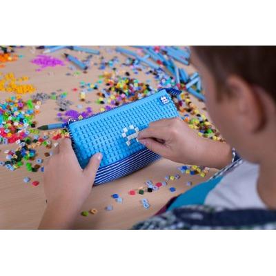Kreative Pixel Federmappe blau/blau PXA-02-E10