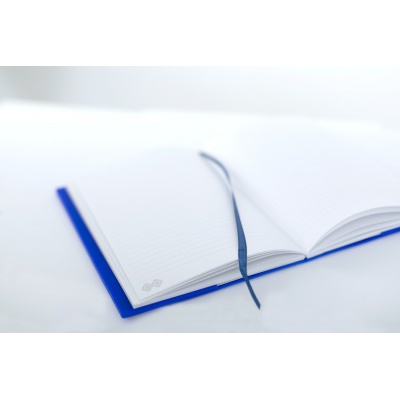 Kreatives Pixel Notizbuch im Umschlag braun/Korkmotiv PXN-05-CORK