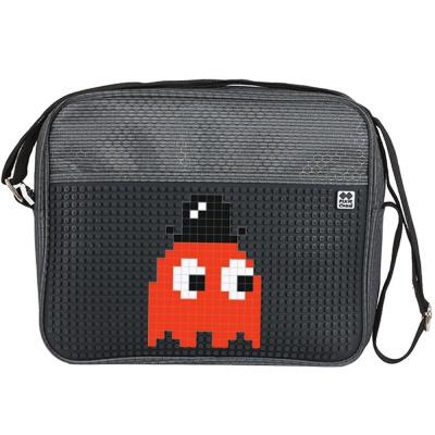 Kreative Pixel Umhängetasche PIXIE CREW PXB-13-L24 in schwarz